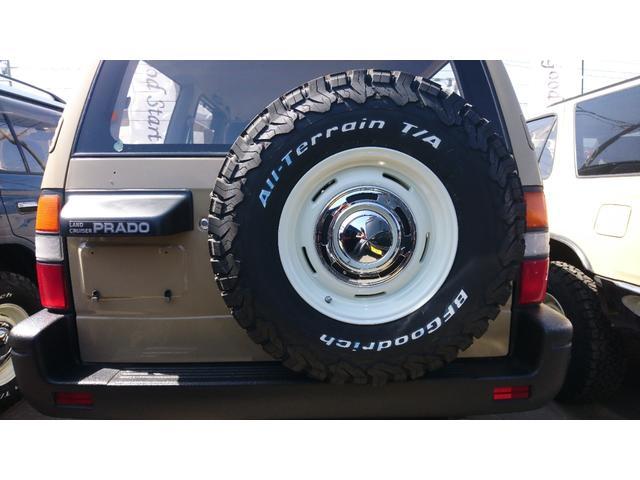 TX フルタイム4WD ナローボディ ツートン全塗装GSスタイル(11枚目)
