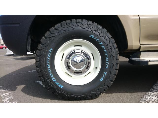 TX フルタイム4WD ナローボディ ツートン全塗装GSスタイル(12枚目)