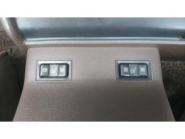 VXリミテッド リフトアップ サンルーフ 社外20インチAW BFグッドリッチMT クリスタルヘッドライト 社外テールレンズ 前席シートヒーター 社外リアスポイラー 1ナンバー(34枚目)