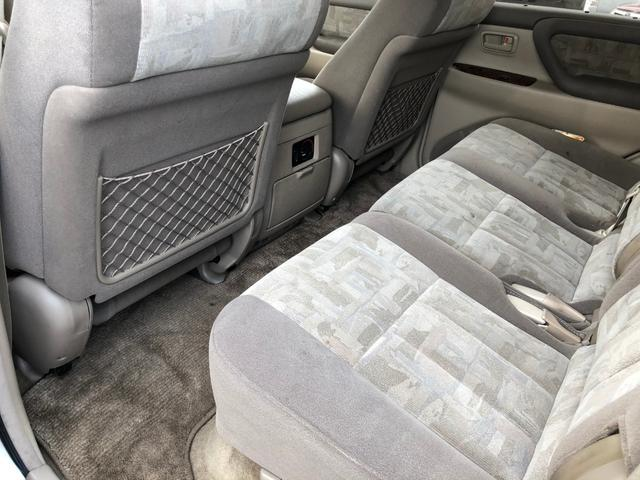 VXリミテッド フルタイム4WD フルエアロ 社外20インチAW クルーズコントロール 寒冷地仕様 シートヒーター リヤヒーター ミラーヒーター オートライト(21枚目)