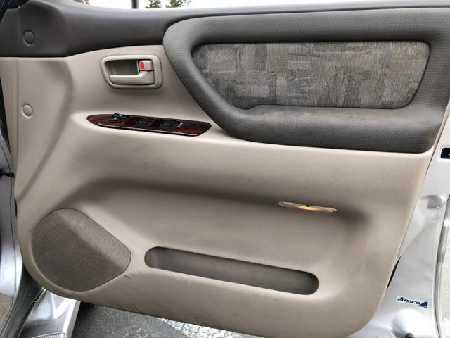 VXリミテッド フルタイム4WD フルエアロ 社外20インチAW クルーズコントロール 寒冷地仕様 シートヒーター リヤヒーター ミラーヒーター オートライト(29枚目)