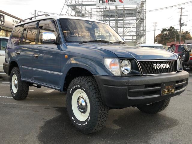 TXリミテッド フルタイム4WD 丸目換装 ナローボディ ツートン全塗装GSスタイル DEENクロスカントリー16インチ BFグッドリッチオールテレンタイヤ ETC(5枚目)