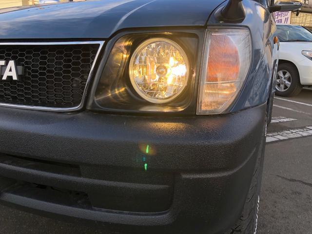 TXリミテッド フルタイム4WD 丸目換装 ナローボディ ツートン全塗装GSスタイル DEENクロスカントリー16インチ BFグッドリッチオールテレンタイヤ ETC(11枚目)