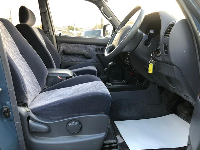 TXリミテッド フルタイム4WD 丸目換装 ナローボディ ツートン全塗装GSスタイル DEENクロスカントリー16インチ BFグッドリッチオールテレンタイヤ ETC(14枚目)