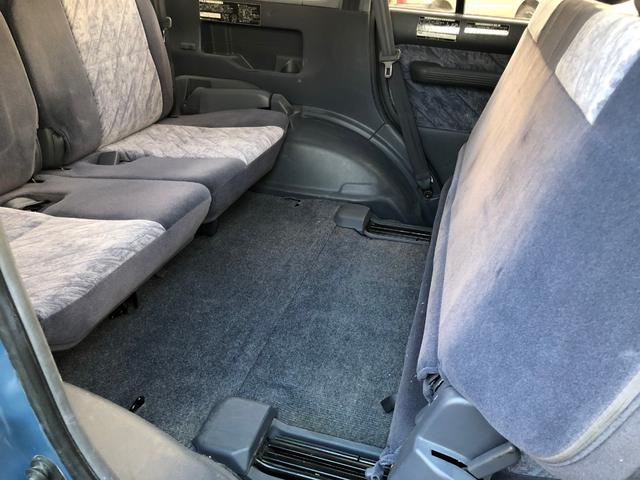 TXリミテッド フルタイム4WD 丸目換装 ナローボディ ツートン全塗装GSスタイル DEENクロスカントリー16インチ BFグッドリッチオールテレンタイヤ ETC(19枚目)