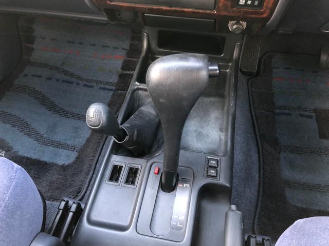 TXリミテッド フルタイム4WD 丸目換装 ナローボディ ツートン全塗装GSスタイル DEENクロスカントリー16インチ BFグッドリッチオールテレンタイヤ ETC(32枚目)