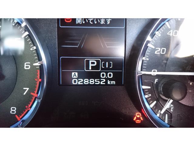 1.6GTアイサイト 4WD&ターボ 社外ナビ TV Bカメラ 純正AW プッシュスタートエンジン スマートキー アイサイト アイドリングストップ パドルシフト ETC(39枚目)