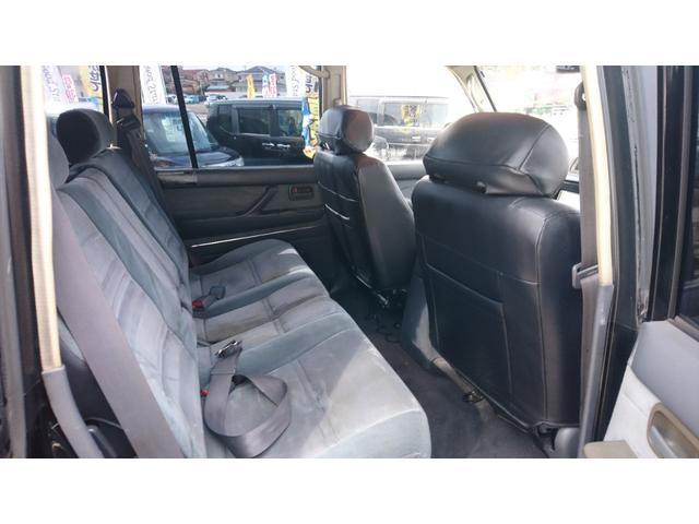 VXリミテッド 1ナンバー リフトアップ M/T16インチAW&A/Tタイヤ 社外LEDテール サンルーフ マットブラック全塗装 社外バンパー(15枚目)