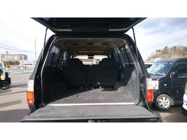 VXリミテッド 1ナンバー リフトアップ M/T16インチAW&A/Tタイヤ 社外LEDテール サンルーフ マットブラック全塗装 社外バンパー(16枚目)