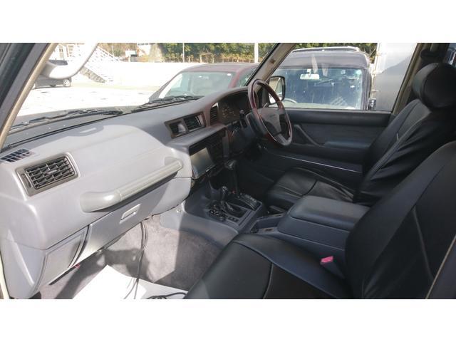 VXリミテッド 1ナンバー リフトアップ M/T16インチAW&A/Tタイヤ 社外LEDテール サンルーフ マットブラック全塗装 社外バンパー(20枚目)