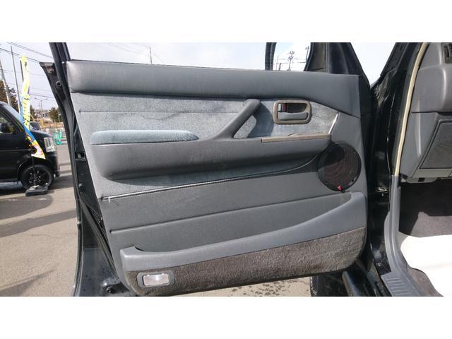 VXリミテッド 1ナンバー リフトアップ M/T16インチAW&A/Tタイヤ 社外LEDテール サンルーフ マットブラック全塗装 社外バンパー(22枚目)