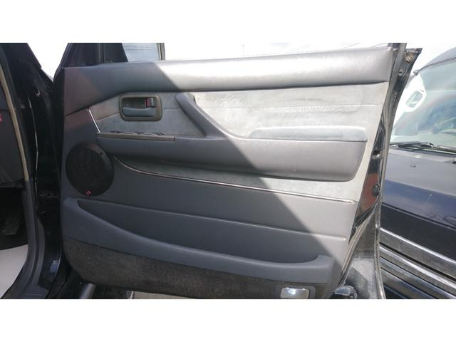 VXリミテッド 1ナンバー リフトアップ M/T16インチAW&A/Tタイヤ 社外LEDテール サンルーフ マットブラック全塗装 社外バンパー(23枚目)