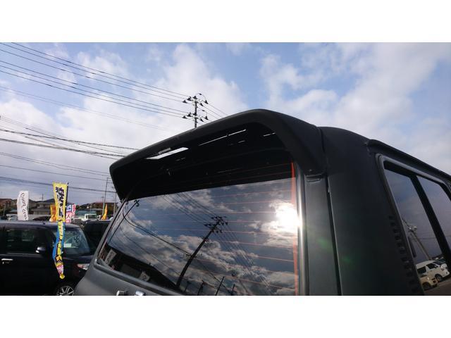 VXリミテッド 1ナンバー リフトアップ M/T16インチAW&A/Tタイヤ 社外LEDテール サンルーフ マットブラック全塗装 社外バンパー(28枚目)