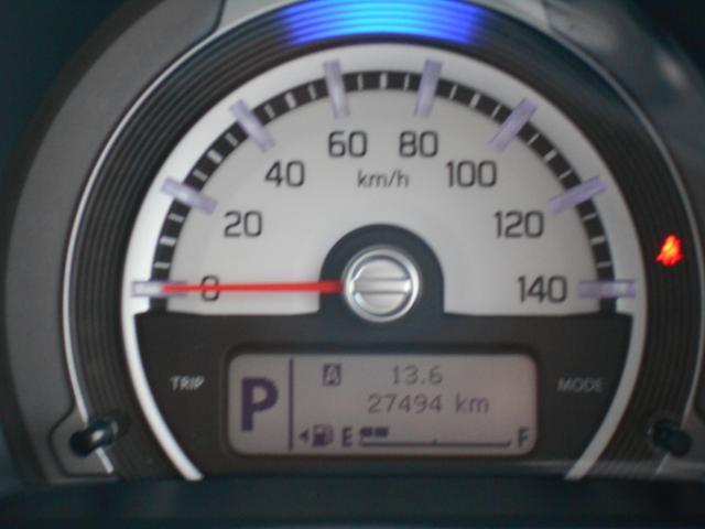 走行距離は約27500kmです