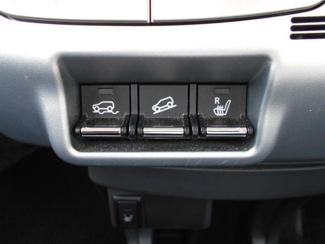 4WD車で冬道の走行もサポート!