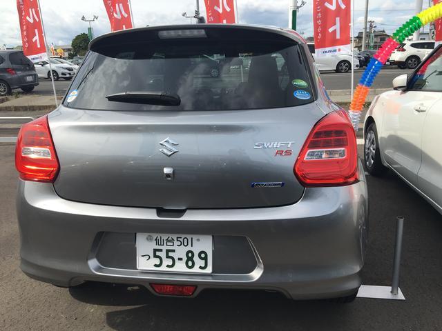 「スズキ」「スイフト」「コンパクトカー」「宮城県」の中古車4
