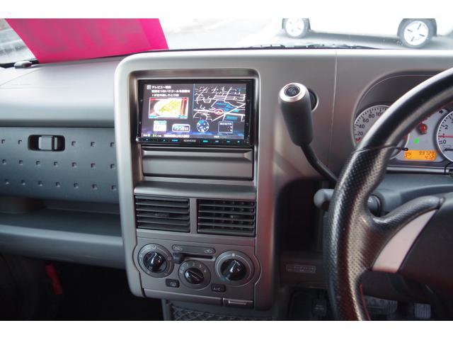 日産 キューブ 14S FOUR 4WD HDDナビ フルセグ