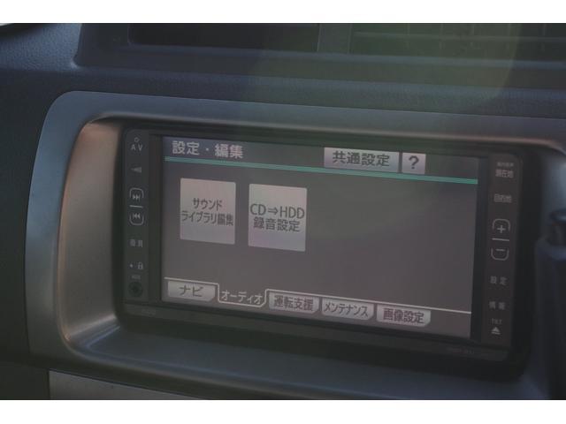 トヨタ bB Z Qバージョン HDDナビ HID Bluetooth