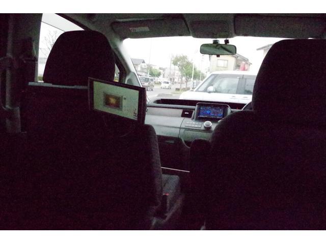 G HDDナビエアロエディション 一年保証 フルセグナビ バックカメラ 後席モニター パワースライドドア(15枚目)