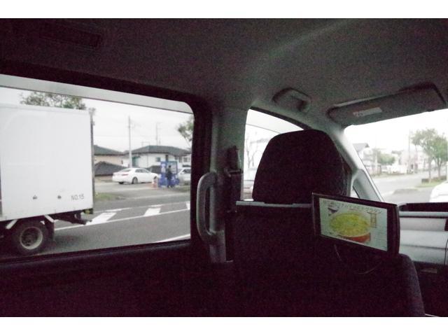 G HDDナビエアロエディション 一年保証 フルセグナビ バックカメラ 後席モニター パワースライドドア(29枚目)