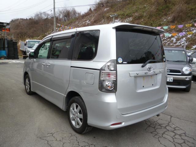 「トヨタ」「ヴォクシー」「ミニバン・ワンボックス」「福島県」の中古車7