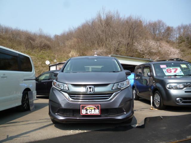 「ホンダ」「フリード」「ミニバン・ワンボックス」「福島県」の中古車3