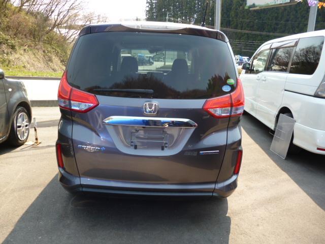 「ホンダ」「フリード」「ミニバン・ワンボックス」「福島県」の中古車5