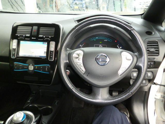 「日産」「リーフ」「コンパクトカー」「福島県」の中古車19