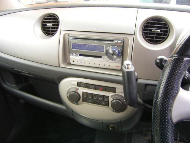 ダイハツ ムーヴラテ クールターボ 4WD