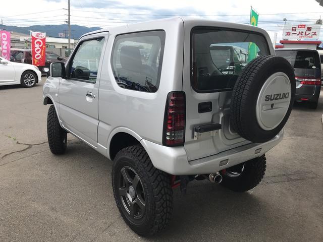 XG アルミ 衝突安全ボディ 4WD(6枚目)