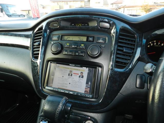 トヨタ クルーガーV 3.0 FOUR 4WD