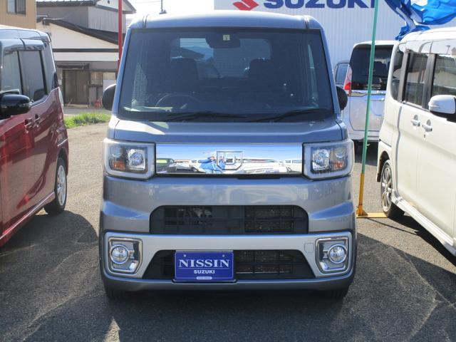 Xターボ 4WD  左側パワスラ 横滑防止機能 保証付販売車(2枚目)