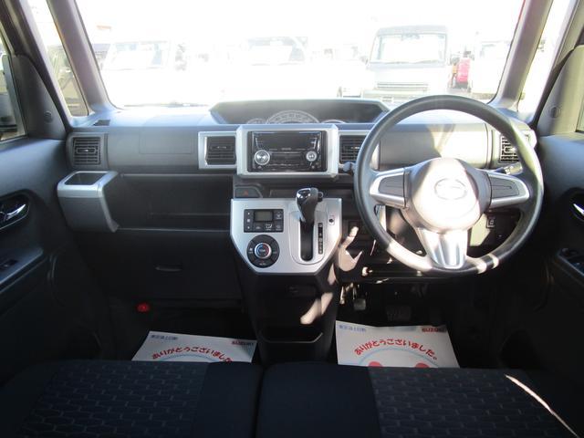 Xターボ 4WD  左側パワスラ 横滑防止機能 保証付販売車(4枚目)