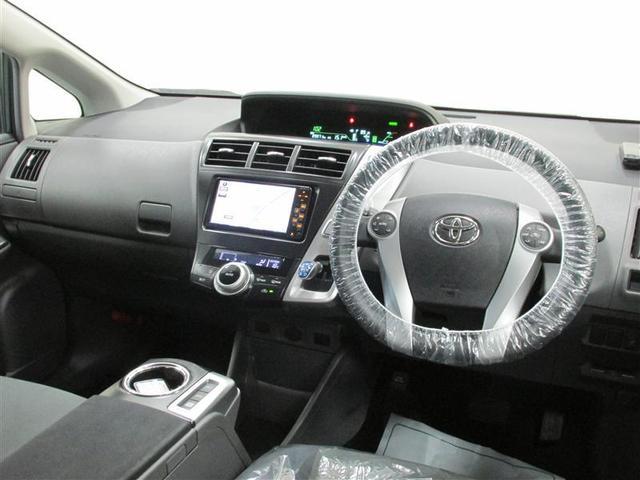 トヨタ プリウスアルファ S Lセレクション バックモニター ETC