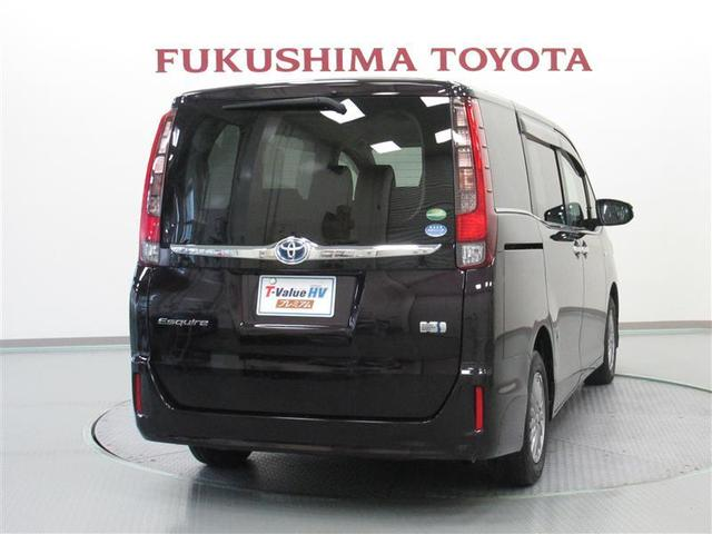トヨタ エスクァイア Gi バックモニター パワースライドドア メモリーナビ
