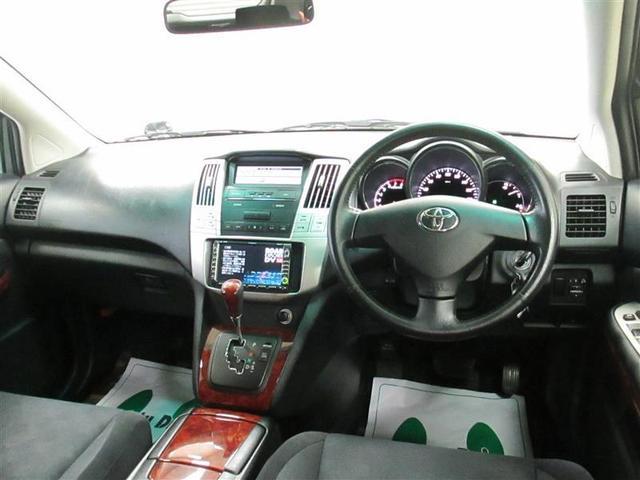トヨタ ハリアー 240G Lパッケージ 4WD HID ETC