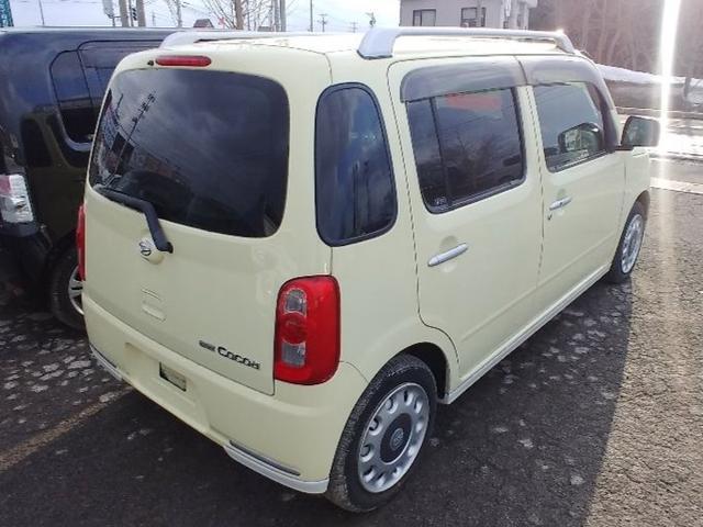 「ダイハツ」「ミラココア」「軽自動車」「青森県」の中古車2