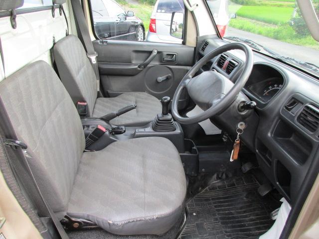 スズキ キャリイトラック MT5 エアコン 4WD