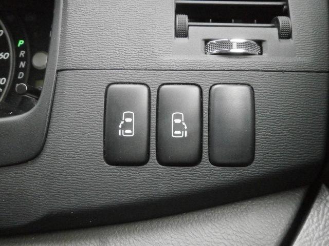 トヨタ アイシス プラタナ Gエディション 両側パワースライドドア
