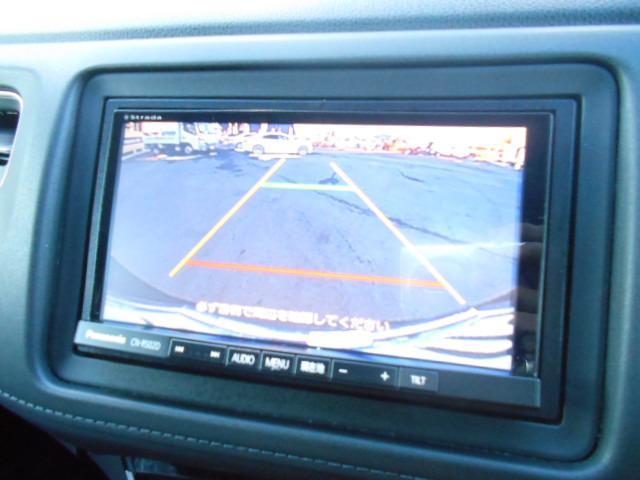 ホンダ ヴェゼル ハイブリッドZ・ホンダセンシング ユーザー買取車 LED
