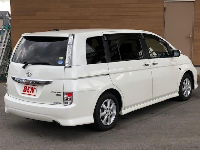 「トヨタ」「アイシス」「ミニバン・ワンボックス」「福島県」の中古車2