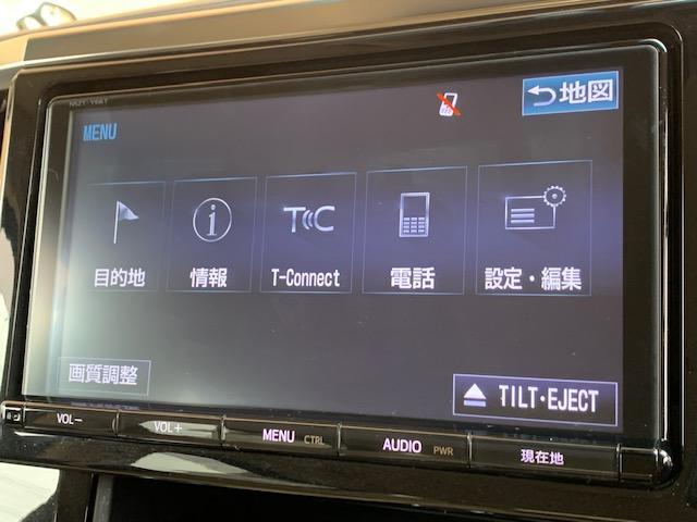 X 4WD 8人乗り ナビ バックモニター(16枚目)
