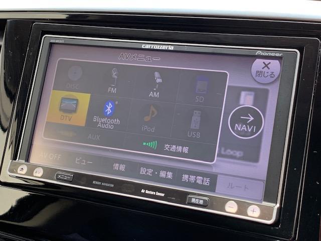 アブソルート 社外SDナビ フルセグTV DVD再生 Bluetooth プッシュスタート キーフリー2個 パワスラ 横滑り防止 アイドリングストップ ETC 純正フロアマット 純正17インチアルミ LEDライト(22枚目)