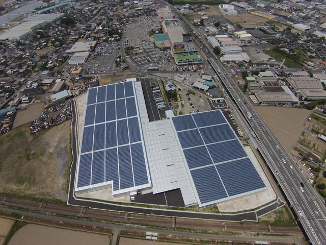 当社は、安心♪安全♪クリーン♪な環境作りを目指しております。全国に太陽光発電所を有しており、今後、更に展開予定です!