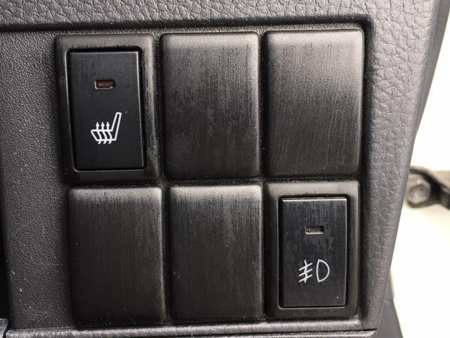 X シートヒーター 4WD HID プッシュスタート(13枚目)