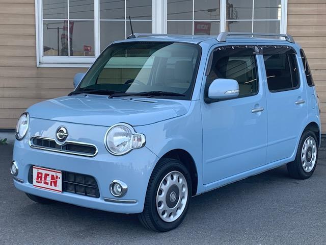 「ダイハツ」「ミラココア」「軽自動車」「福島県」の中古車2