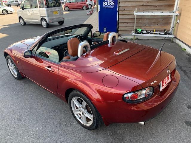 「マツダ」「ロードスター」「オープンカー」「福島県」の中古車5