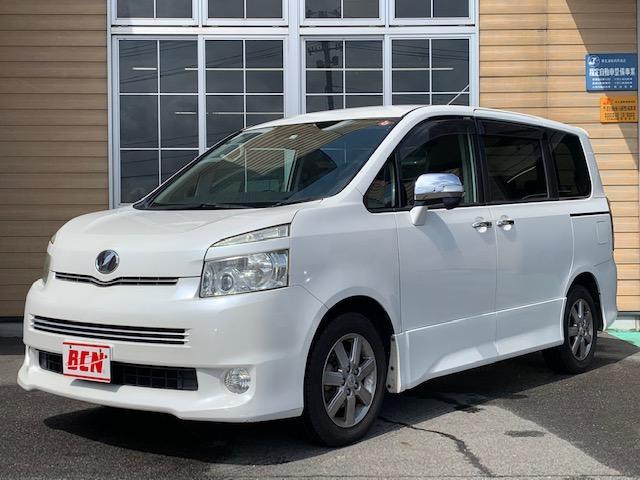 「トヨタ」「ヴォクシー」「ミニバン・ワンボックス」「福島県」の中古車2