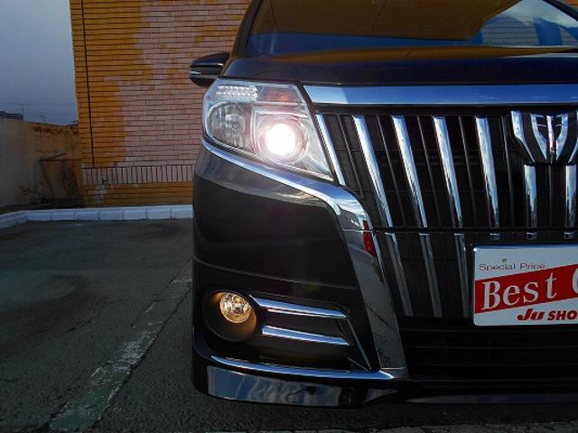 トヨタ エスクァイア Xi アイドリングストップ 横滑り防止 カーテンエアバッグ