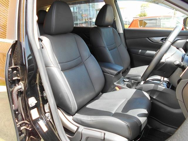 日産 エクストレイル 20X エマージェンシーブレーキパッケージ シートヒーター
